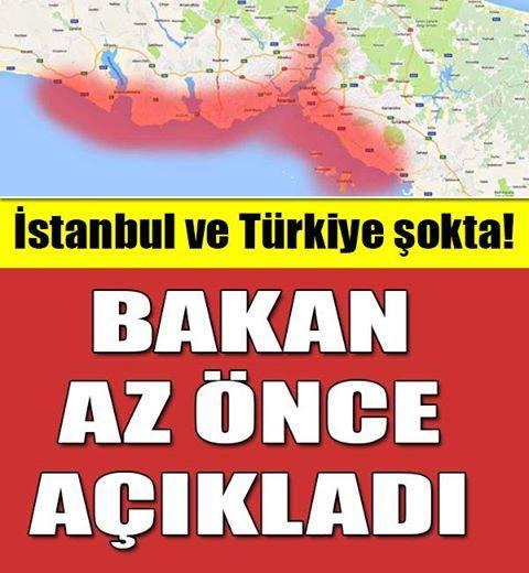İstanbul'da beklenen büyük depremle ilgili korkunç açıklama - 1