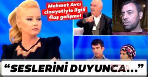 Müge Anlı programındaki esrarengiz Mehmet Avcı son dakika haberi