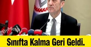 Milli Eğitim Bakanı Açıkladı
