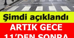 YASAK GERİ GELDİ