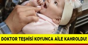 Bebeği Yavru Kedi Gibi Miyavlayınca Doktora Götürdü