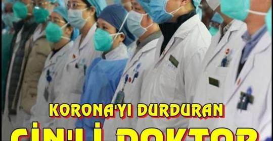 Çin'de salgını durduran doktor Türkiye'yi uyardı