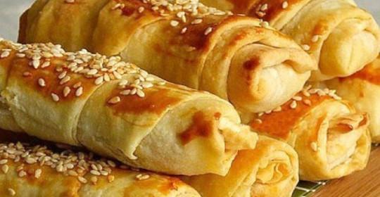 Kremalı Patatesli Çıtır Börek