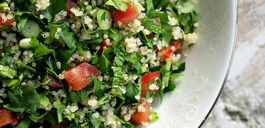 Tabbule Salatası