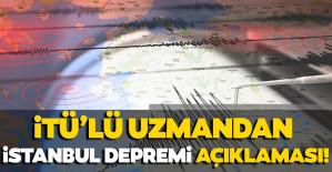 Ünlü uzmandan korkutan İstanbul depremi açıklaması