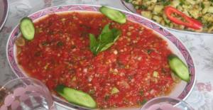 Ezme Salata Tarifi