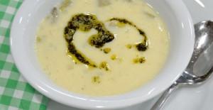 Yoğurtlu Taze Fasulye Çorbası Tarifi