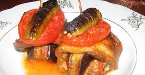 Fırında Patlıcanlı Köfte Tarifi