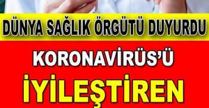 Korona Virüsü İyileştiren Tek İlaç Belli Oldu