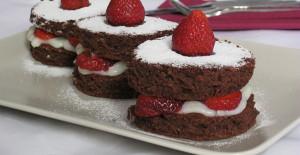 Mini pastacıklar Tarifi