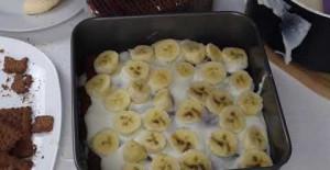 Muzlu Pişmeyen Pasta Tarifi