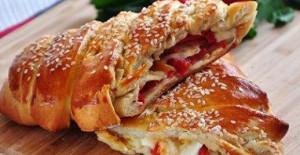 Örgü Pizza Tarifi