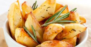 Patatesli Atıştırmalık