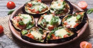 Patlıcan Pizza Tarifi