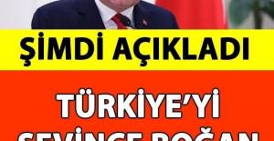 Türkiye'yi Sevince Boğan Haber