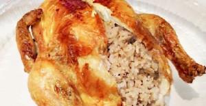 Tavuk Dolması Tarifi