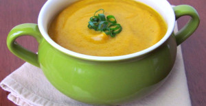 Baharatlı Patates Çorbası Tarifi