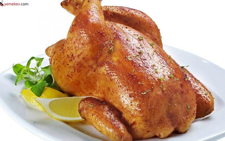 Fırında Bütün Tavuk Tarifi - 1