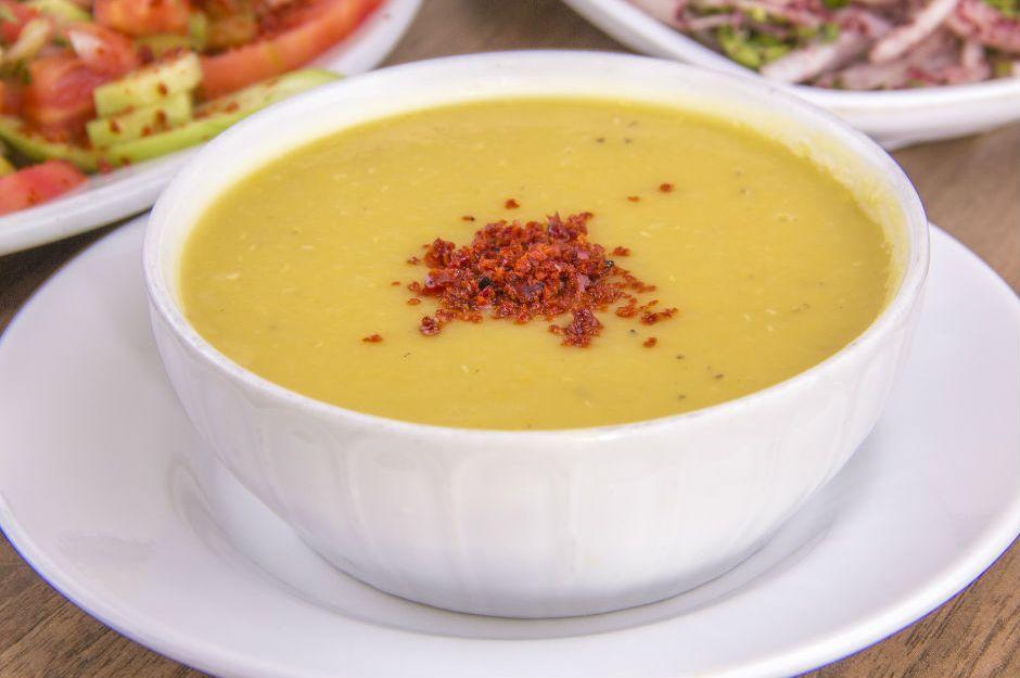 Mercimek Çorbası Tarifi - 1