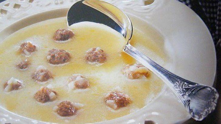 Köfte Çorbası Tarifi - 1