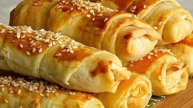Kremalı Patatesli Çıtır Börek - 1