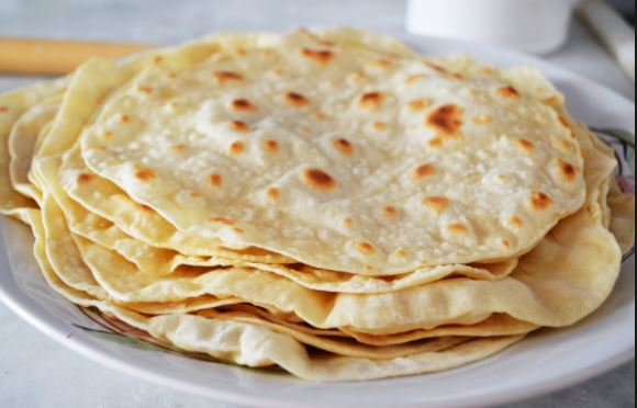 Mayasız Lavaş Ekmeği Tarifi - 1