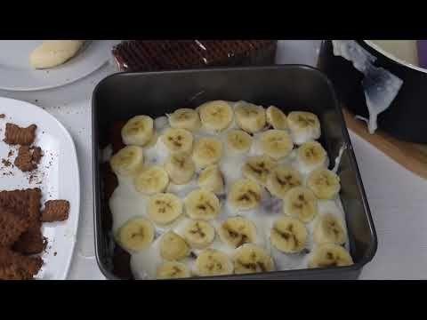 Muzlu Pişmeyen Pasta Tarifi - 1