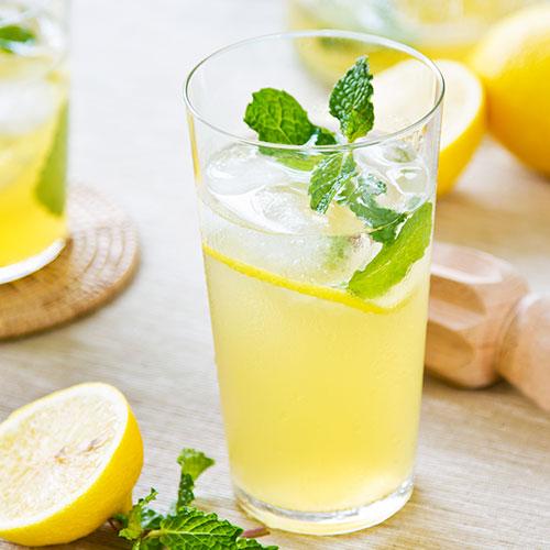 Naneli Limonata Tarifi - 1