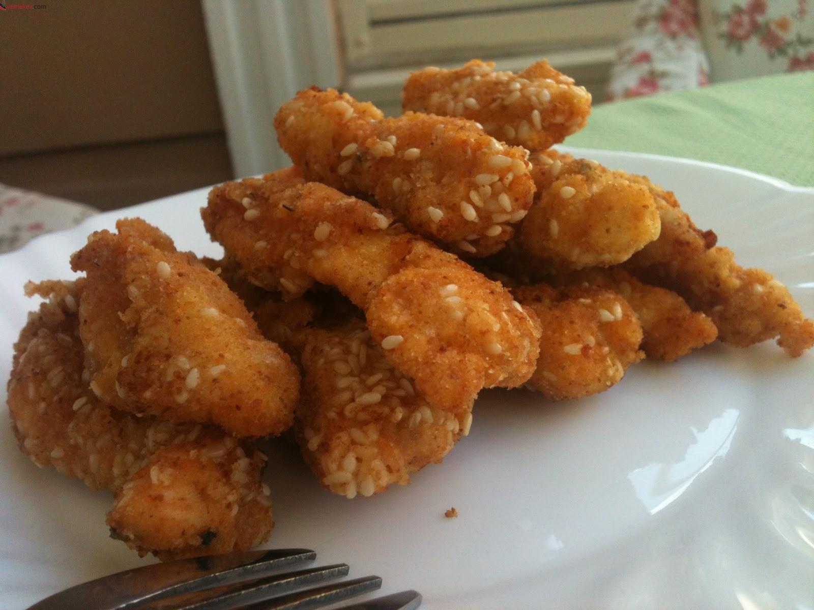 Çıtır tavuk göğsü tarifi