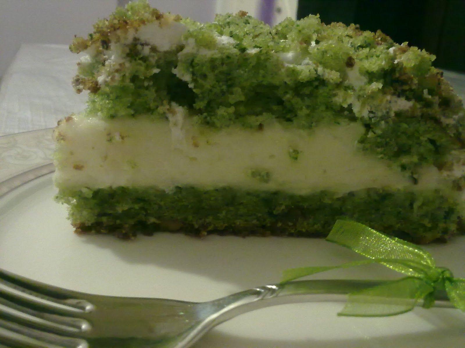 Ispanaklı Kek Tarifi - 1
