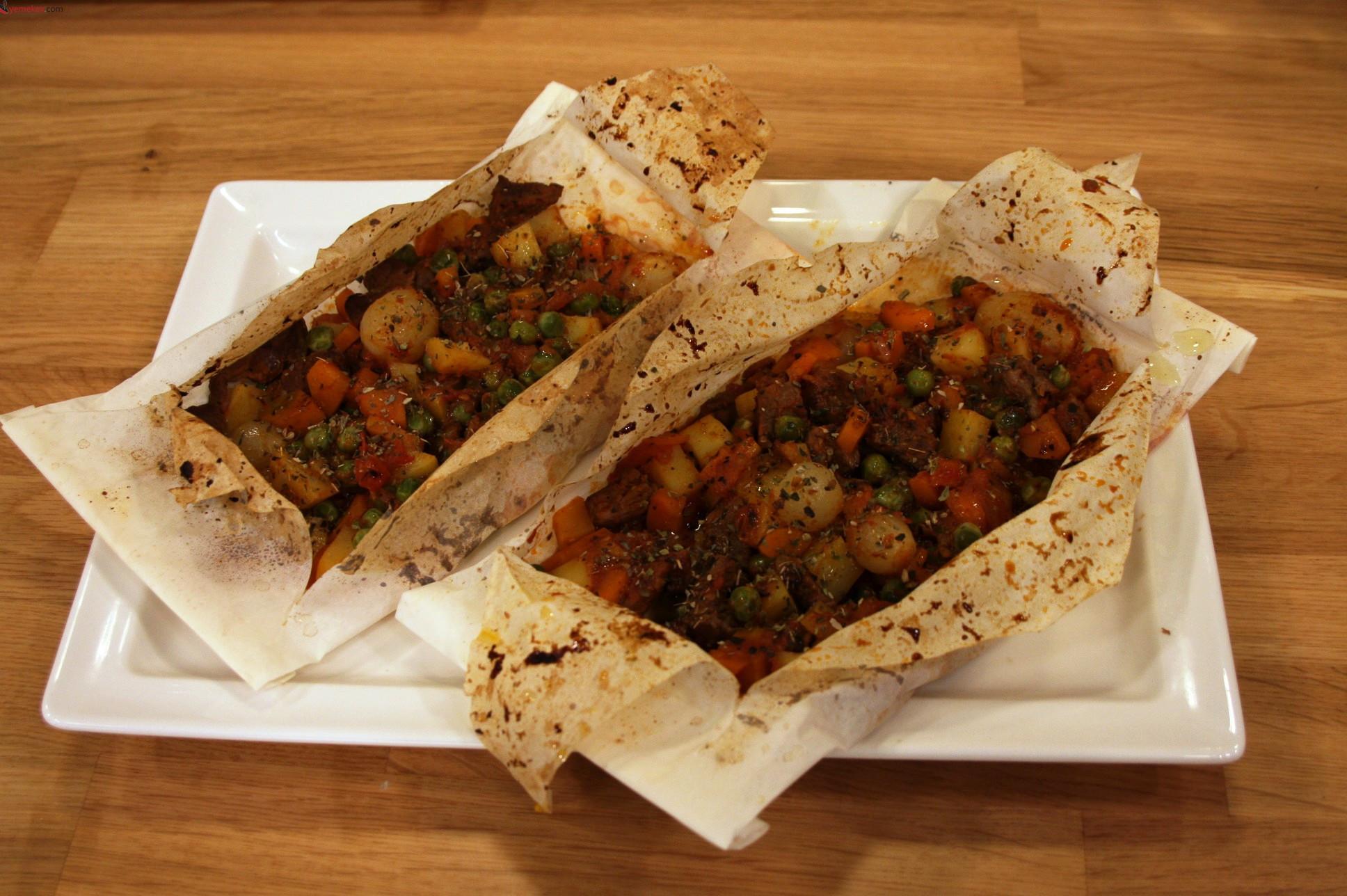 Kağıt Kebabı Tarifi - 1
