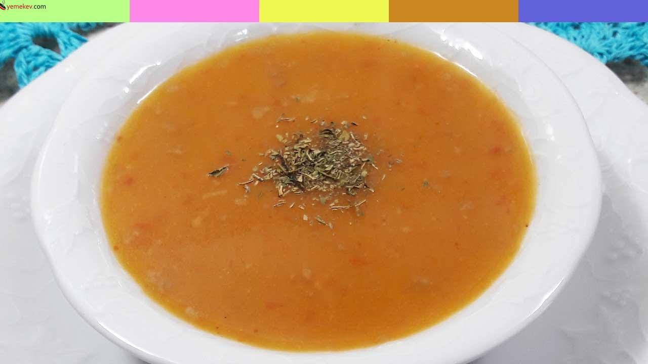 Kıymalı Tarhana Çorbası Tarifi - 1