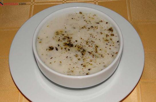 Yoğurt Çorbası - 1