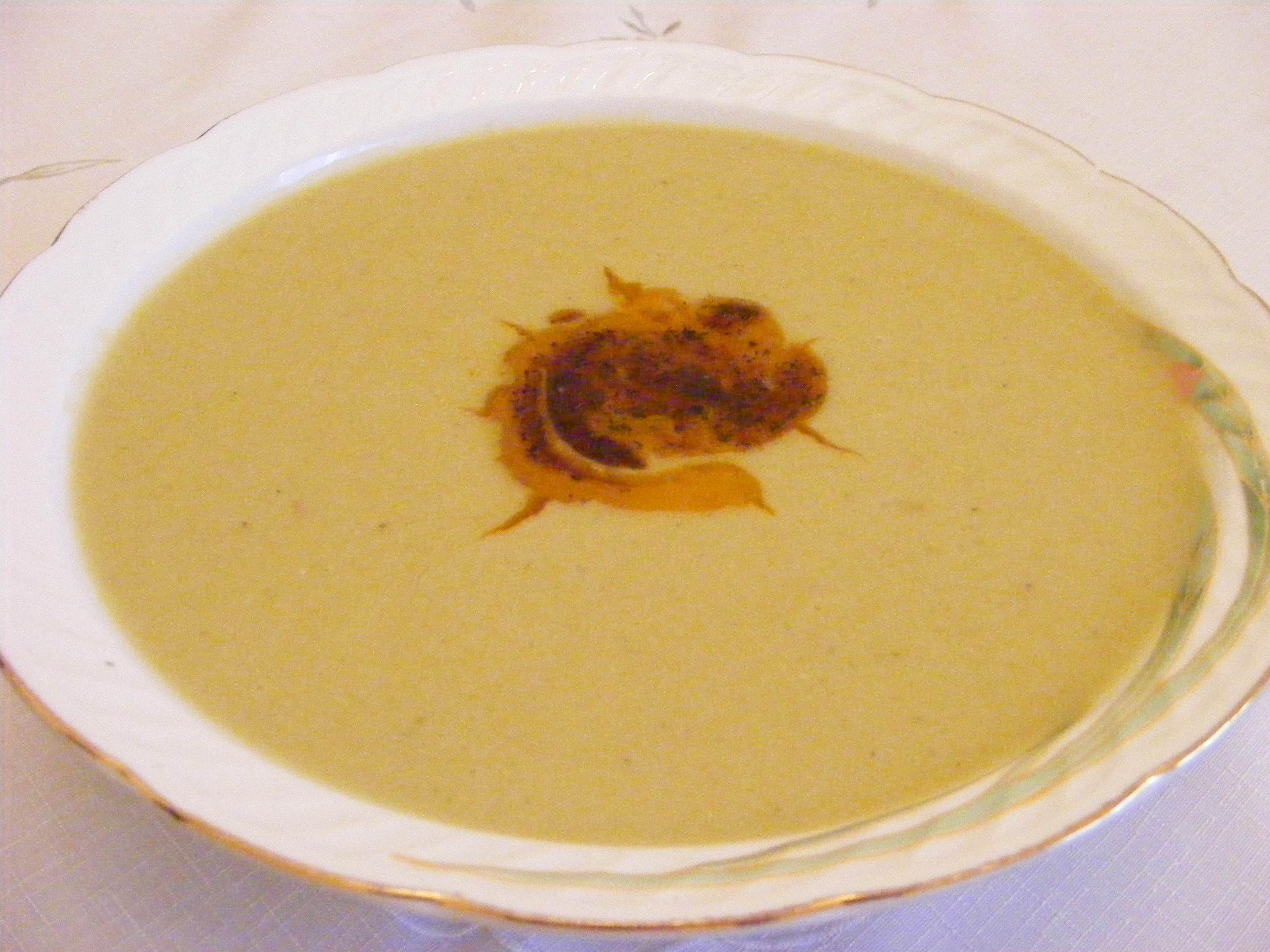 Süzme Sarı Mercimek Çorbası Tarifi