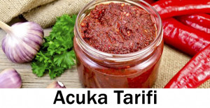 Acuka Tarifi