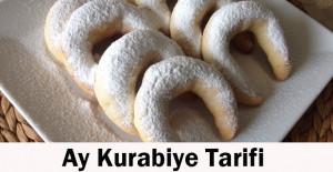 Ay Kurabiye Tarifi