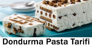 Dondurma Pasta Tarifi