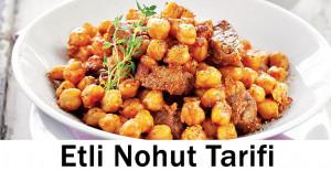 Etli Nohut Tarifi