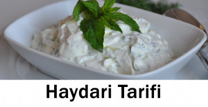 Haydari Tarifi