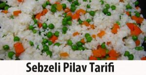 Sebzeli Pilav Tarifi