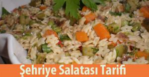 Şehriye Salatası Tarifi
