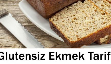 Glutensiz Ekmek Tarifi