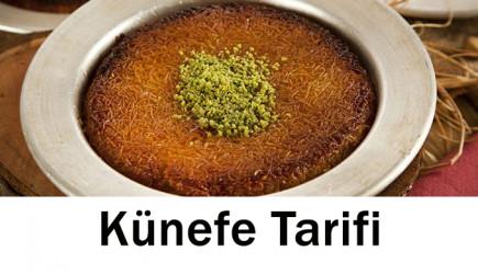 Künefe Tarifi