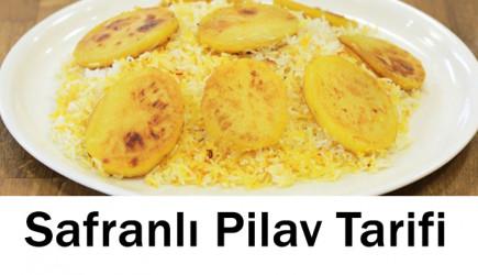 Safranlı Pilav Tarifi