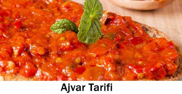 Ajvar Tarifi