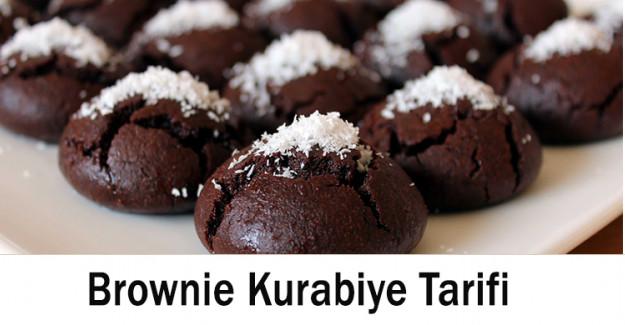 Brownie Kurabiye Tarifi