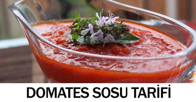 Domates Sosu Tarifi