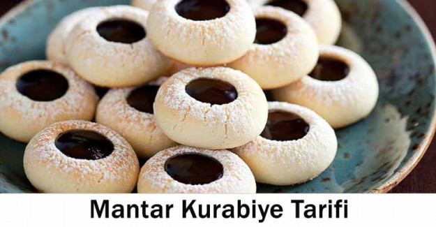Mantar Kurabiye Tarifi