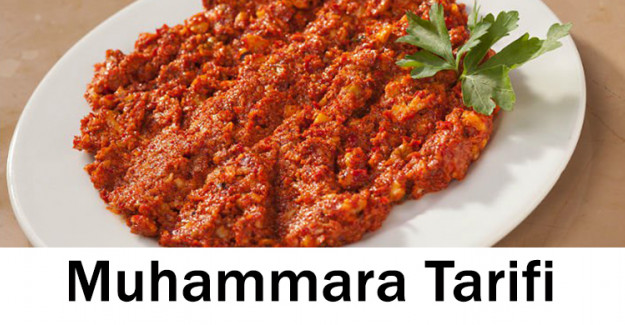 Muhammara ( Kahvaltılık Sos ) Tarifi