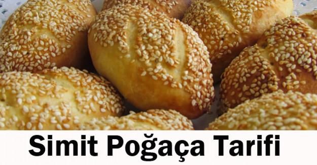 Simit Poğaça Tarifi